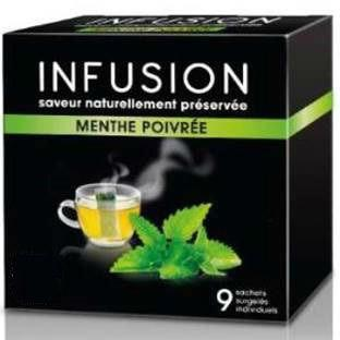 Conception emballages infusions et thés
